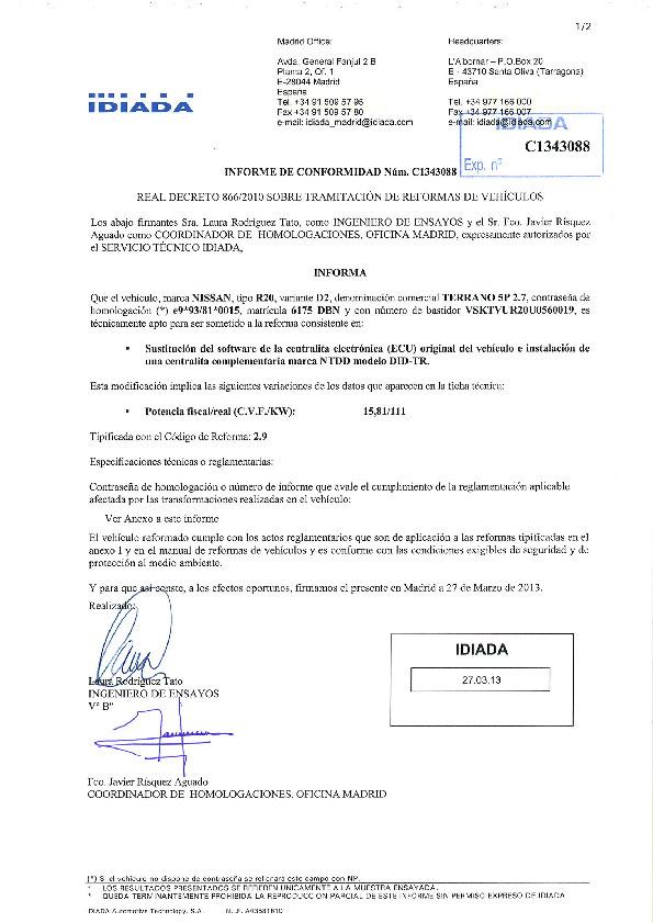 C1343088 NISSAN TERRANO II 2.7 TDI 125 CV GN_Página_1